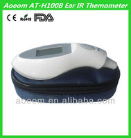 with disposable probe cover free Digital IR Health Care Ear tympanic thermometer