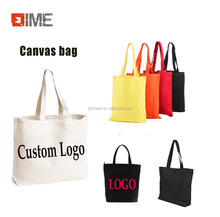 cotton canvas bags fashion custom printed tote canvas bags