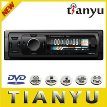 6.95 inch 1 din car dvd car audio with bluetooth/USB/SD YT-F6086