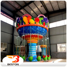 Beston Park Amusement Rides Thrilling Activity Luxurious Flying Chairs for sale