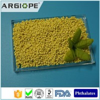 Plastic raw material prices PP yellow color masterbatches