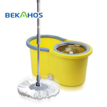 Bekahos New products as seen on TV Swift microfiber spin magic mop with mob stick