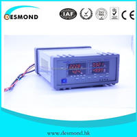 PM9804 Low Cost AC/DC Digital Display Voltage Current Power Meter with 4 Large LCD Display