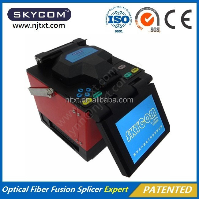 good quality fusion splicer machine china supplier fiber optical mini fusion splicer