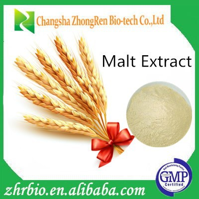 Best quality Malt Extract Powder 5:1 10:1 and Hordenine 98%