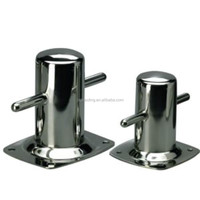 New product best price custom/OEM Cross Bollard Single made in China