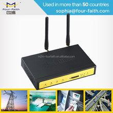 F3424 wifi 3g router sim card slot with external antenna for Wireless supervision for vehicle fire engines, police cars, taxi,