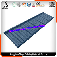 Wood Shake Stone Coated Roof Sheet/Stone Coated Steel Roof Tile/ Colorful Roof Shingle