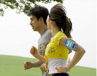 Cheap Mobile Phone Case For Samsung S3 S4 Outdoor Waterproof Jogging Running Aerobic Arm Bag