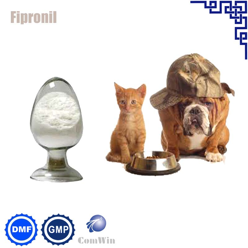 manufacturer veterinary Fipronil 120068-37-3/S-Methroprene for flea treatment