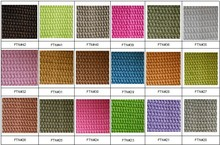 Stock Various Colors Canvas Webbing, Cotton Webbing, Policotton Webbing customize