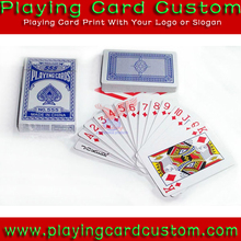 300g Thickness Custom Playing Cards