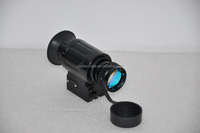 Most popular hot selling helmet-mounted monocular red dot sight rifle-scope night vision