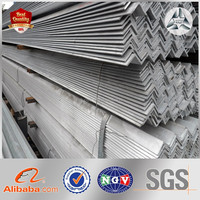 Building Construction Materials Perforated Iron Angle Bar ST37 Angle Iron Specification Mild Steel Angle