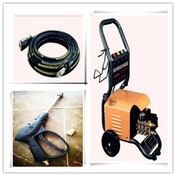 JZ818 automatic high pressure Car Washer