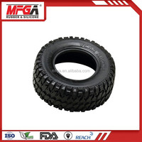 Customization color model toy rubber tires