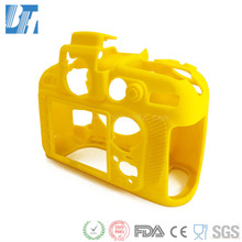 Custom Design No Deformation Waterproof Silicone Protective Housing Soft Skin Case For Camera