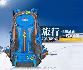 2016 New Design Multi-faction backpacks, Hot style Mountain Backpack, mountain top backpack