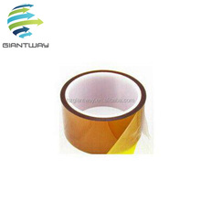 Electrical heat insulation Double sided tape silicone adhesive polyimide adhesive tape golden finger tape