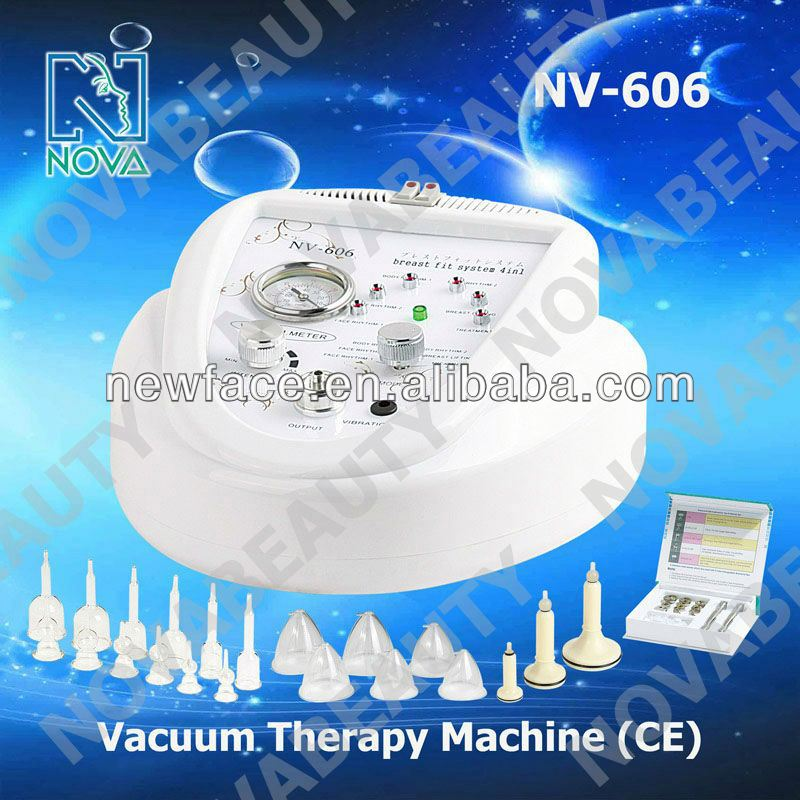 NV-606 NOVA newface gogo big breast enhancement with CE
