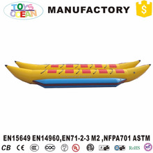 Summer Water Sport Inflatable Fly Fish Towable Tube Banana Boat