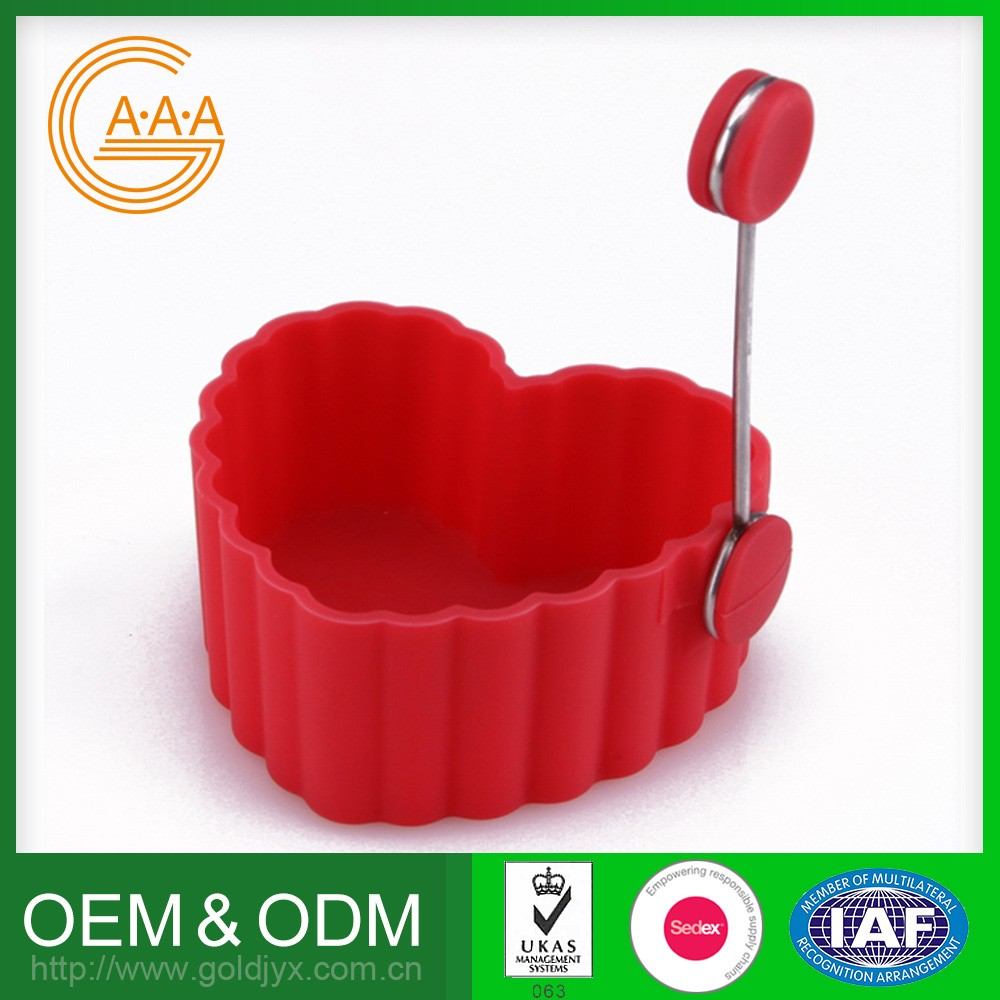 The Most Popular Customized Oem Muffin Molds Wholesale Eco-Friendly Silicone Cake Mode