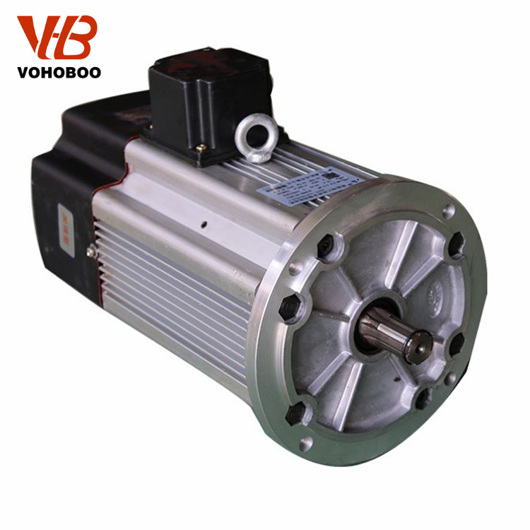 crane end carriage electric motor