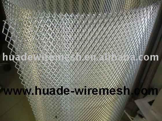 Comignolo maglia ampliato filtro metallico guardie for Foglio metallico