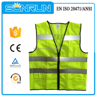 Highway 3m scotchlite safety vests for safety