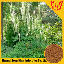 100% Natural Black Cohosh Extract For Lowing Down Blood Pressure