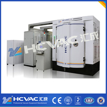 Sanitary, Kitchen bath, furniture door handle Stainless steel arc plasma PVD vacuum coating machine