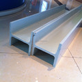 Fiberglass Reinforcement Plastic Structural Beams 40*40*5