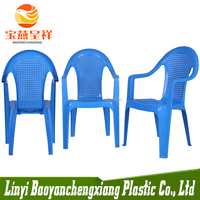 High quality plastic injection chair mould in China