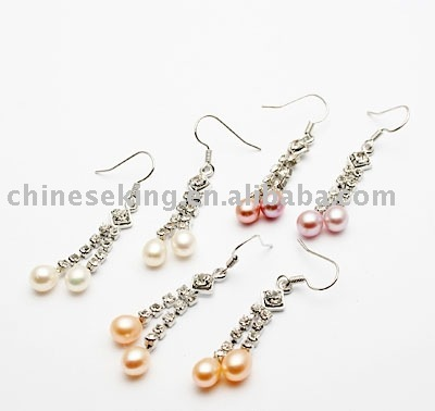 Cup Chain Earrings,Cup chain Jewelry