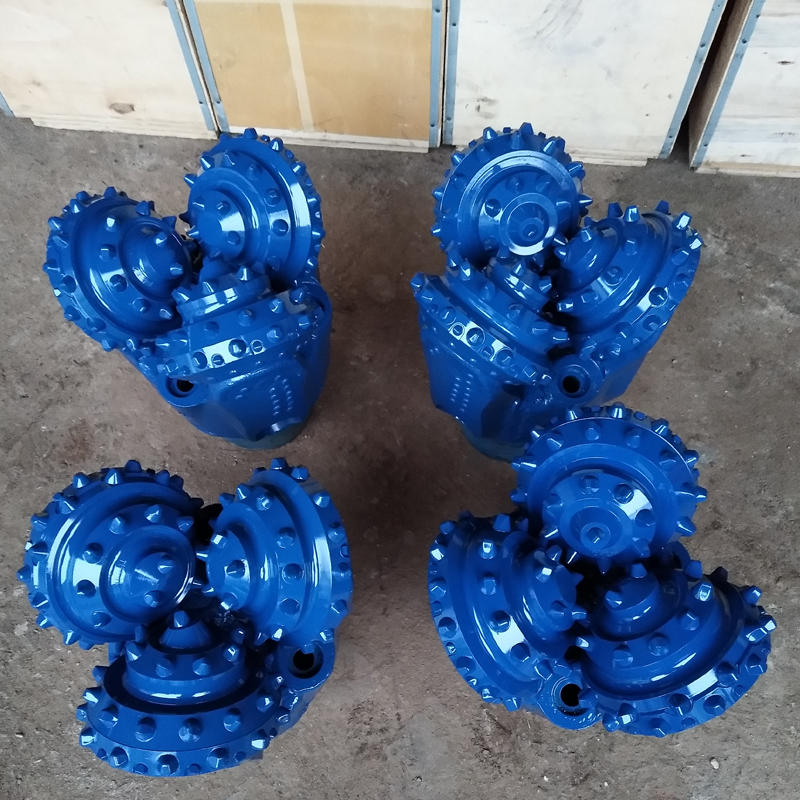 API Rock Roller Tricone Bit Mine Machinery Parts