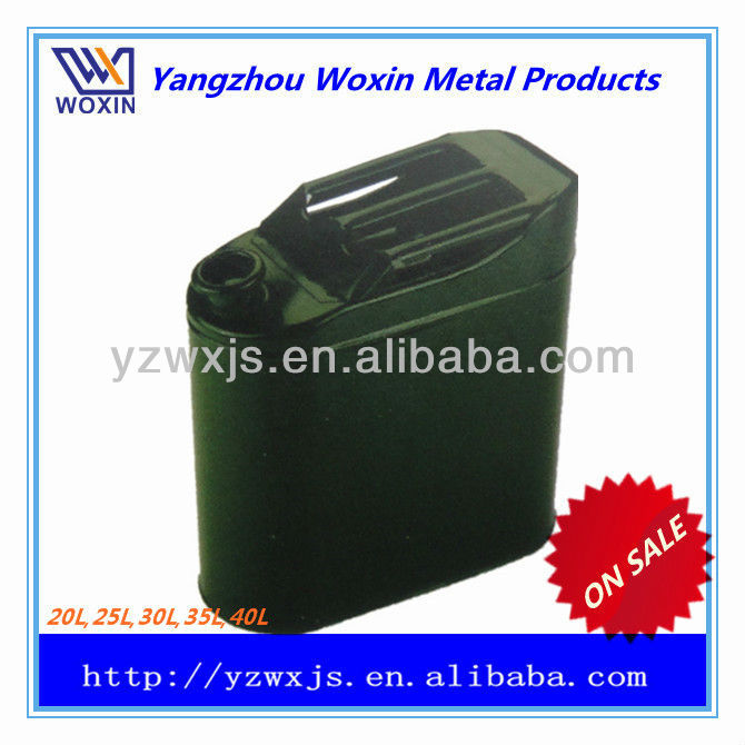 5L 10L 20L safety portable gasoline jerry can
