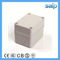 Metal Distribution Box Plastic Enclosure For Electronic Device