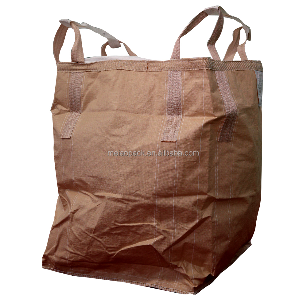 factory manufacture 800kg plastic jumbo bag size for feed chemical