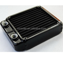 12 Pipe Aluminum Heat Exchanger Radiator for PC CPU CO2 Laser Water Cool System Computer