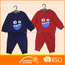 Boy baby 2pcs set sports set