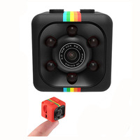 Original Mini Camera SQ13 SQ11 SQ12 FULL HD 1080P Waterproof shell CMOS Sensor Night Vision video Recorder Camera