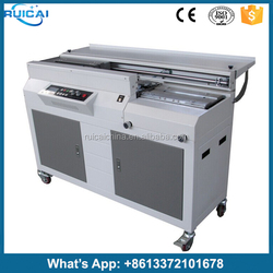 China Manufacturer of Large A3 Elliptic Paper Wireless Glue Binding Machine 50B