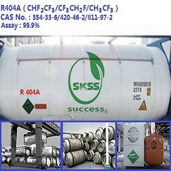 r404&refrigerant r404 & replacement r404a(supply other refrigerant gas r134a,r407c,r-22,r410a) of HUAFU
