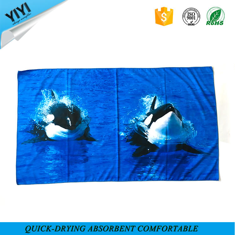 China goods wholesale Micro Fiber Beach Sports Travel Towel