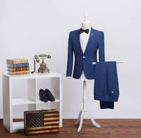 Promotional Men Suits Custom Made Business Attire