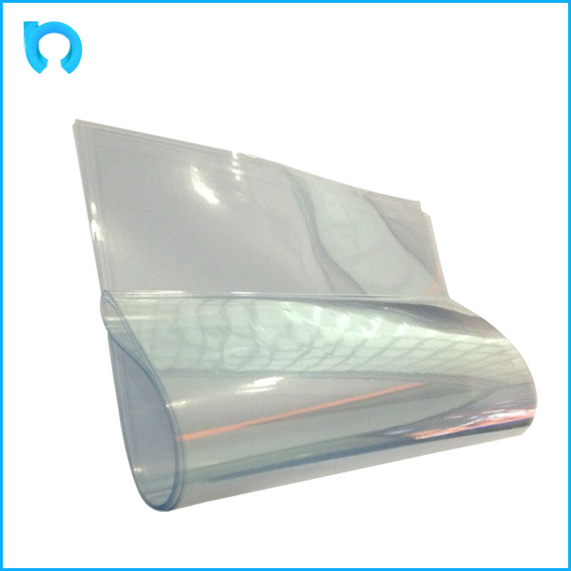 pvc food grade stretch wrap film in pvc sheet roll