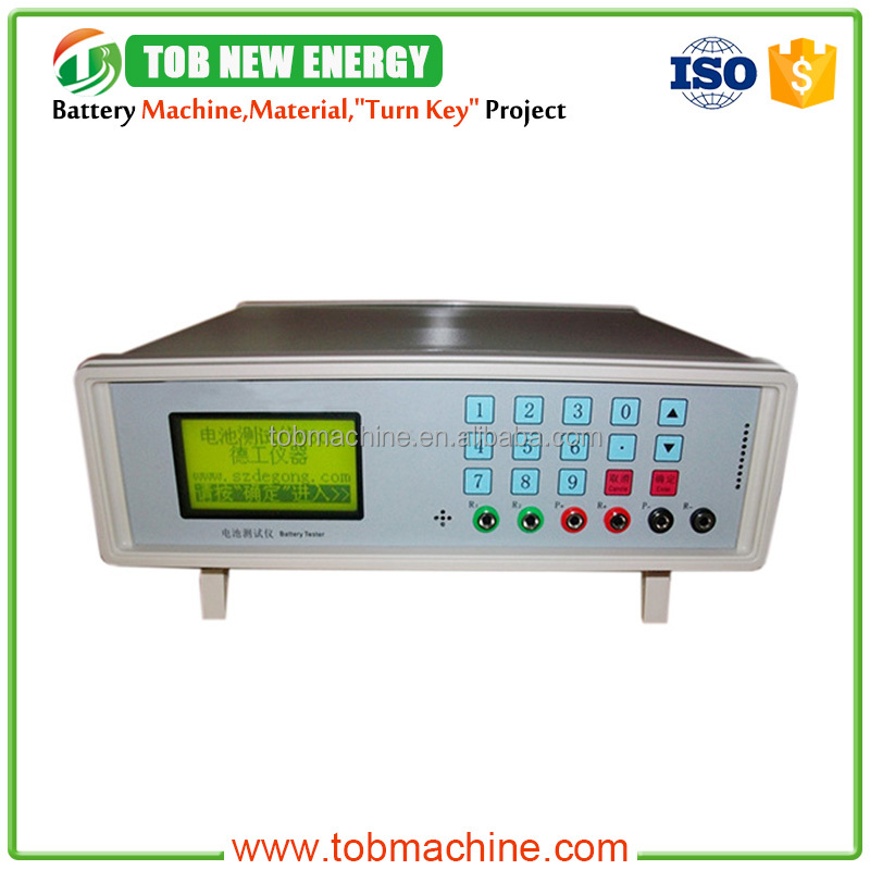 0-10V Mobile Phone Battery Pack Test Equipment For Laboratory Research