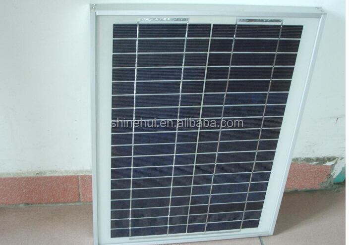 China factory portable 12V 18V poly and mono solar panel 20W 10W 30W 40W