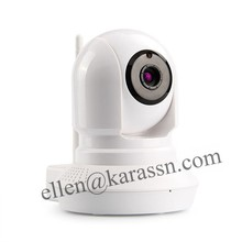 Lowest cost 720P Megapixel HD wifi PT smart home wireless security cameras