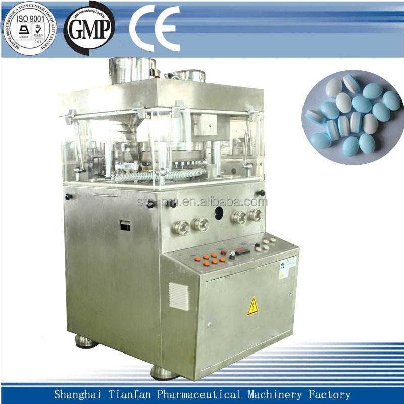 Favorable Price Double Color Peppermint Candy Tablet Compression Machine